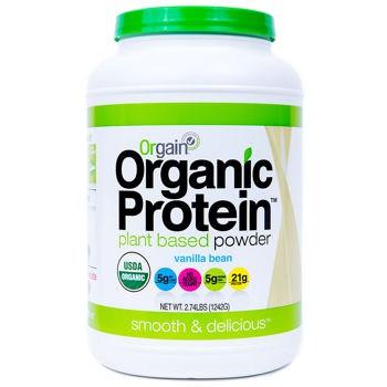 Item 1 Orgain Organic Protein Powder